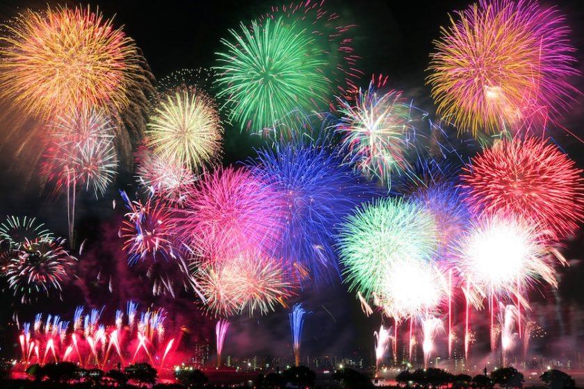 5月28日は『花火の日』! 夏前なのに記念日ってどういうこと?