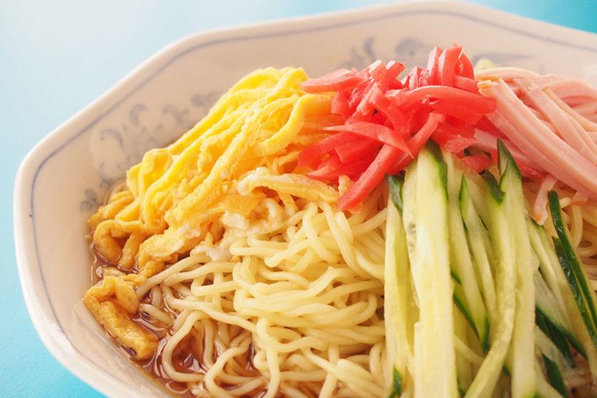 そろそろ食べたい『冷やし中華』の記念日は七夕と同じ7月7日らしい!