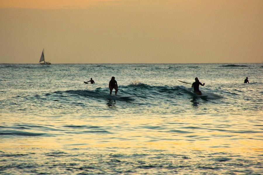 サーフィンデビューしよう