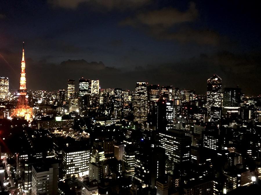 シーサイドトップの夜景