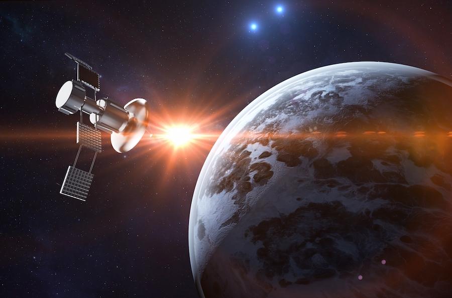 人工衛星ひまわり