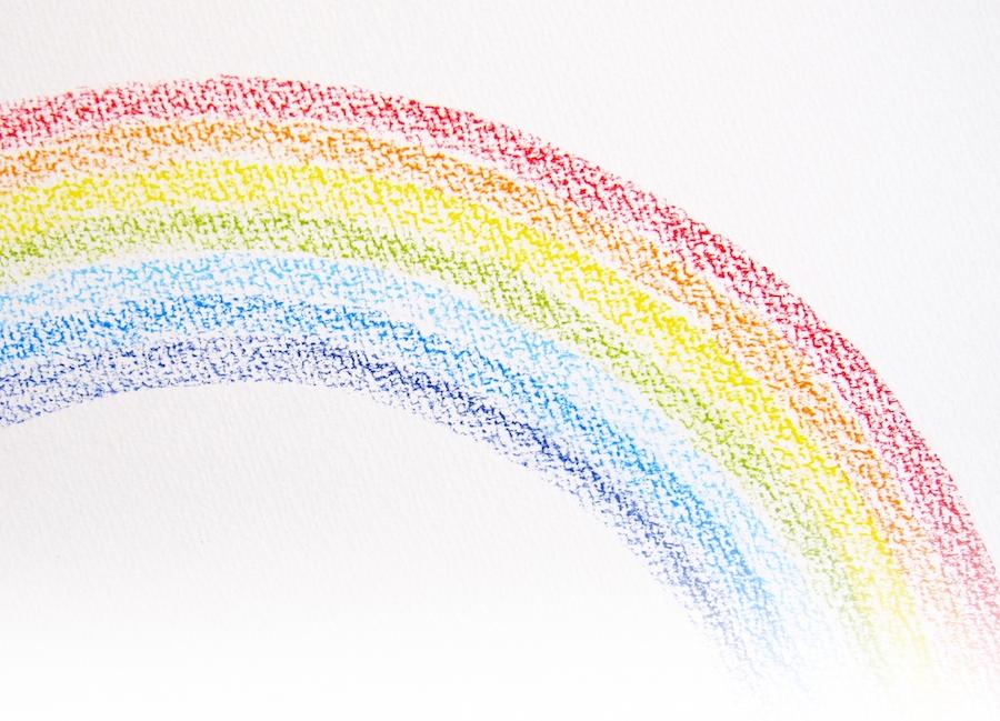 虹の出来方