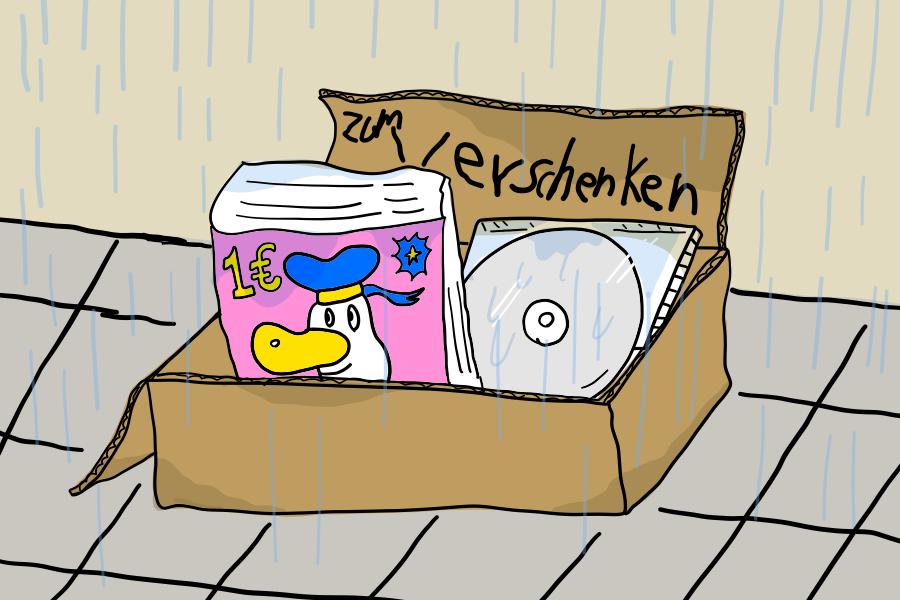 ドイツのナンスカ雨事情その2