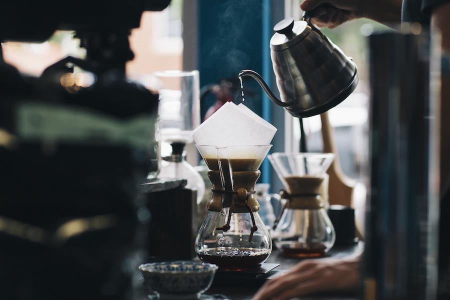 美味しいコーヒーを入れるポイント
