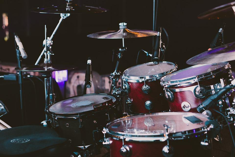 ドラムは楽しむこと