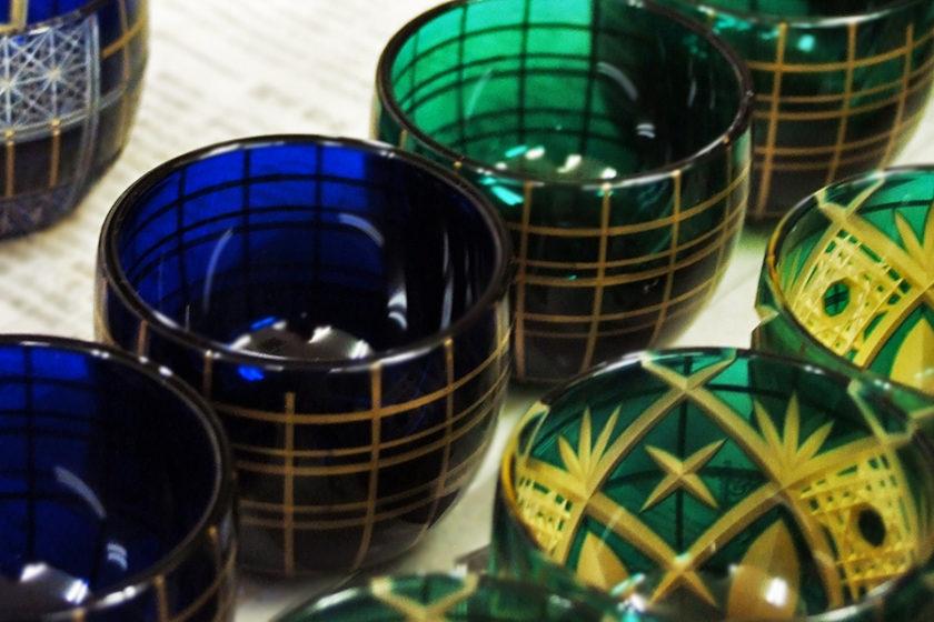江戸切子製作所ーhaku硝子。型にはまらない「余白」のあるもの作りが職人の未来を創り出す。