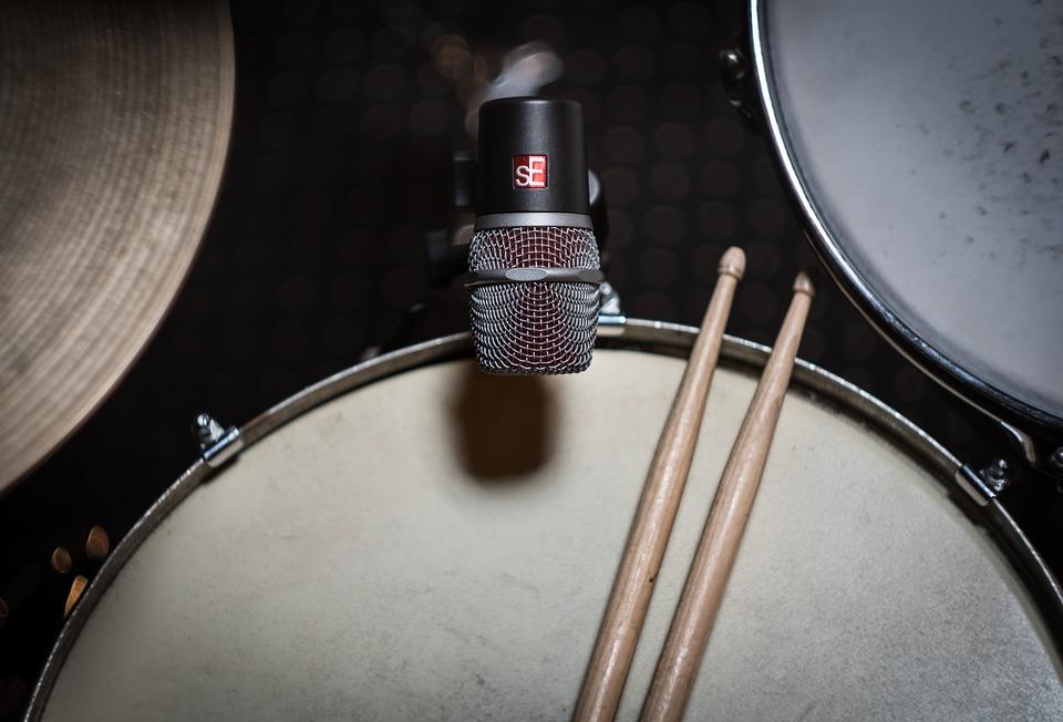 ドラムは最強の楽器