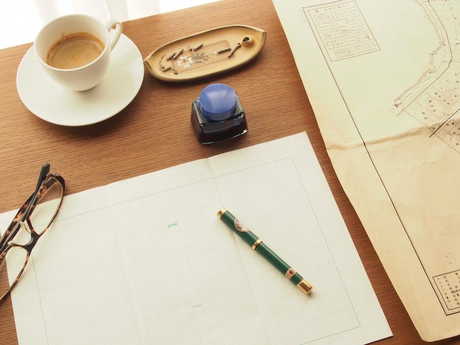 文豪たちの愛したペン