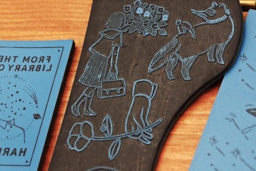 懐かしい記憶の断片を刻むリノリウム ―羅久井ハナ―その1