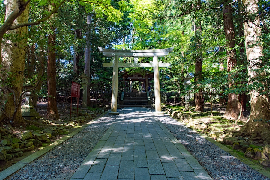 神社のイメージ