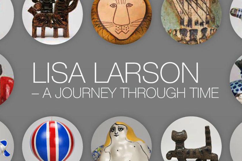 会場は〝かわいい…‼″のため息でいっぱい  リサ・ラーソン展 創作と出会いをめぐる旅
