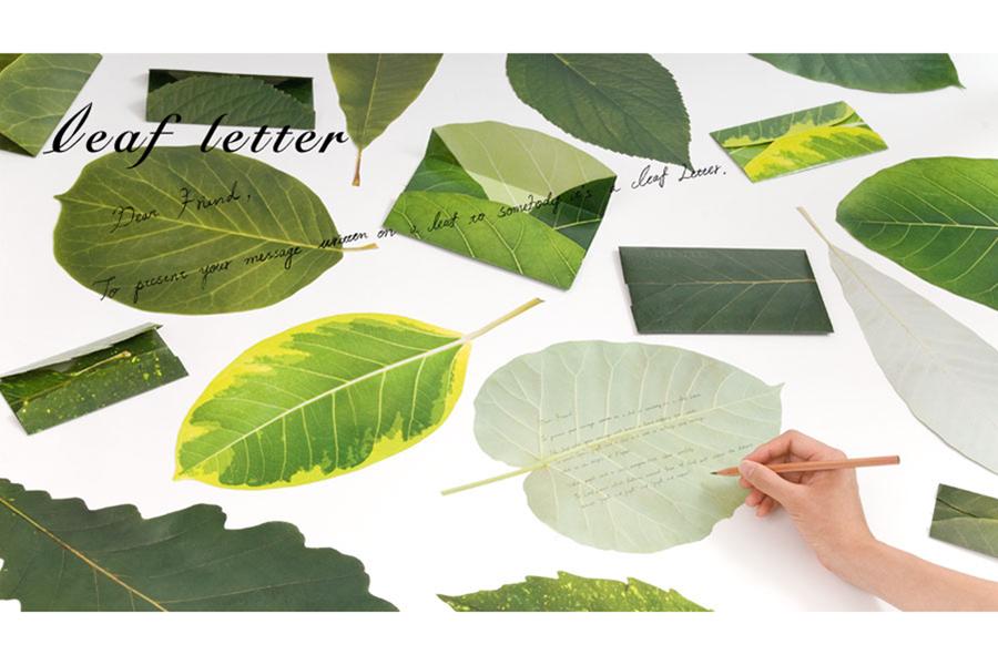 leaf letter