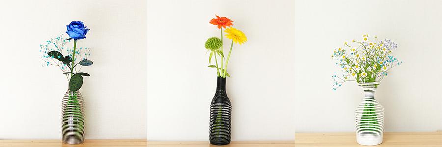 springspring-flowervase