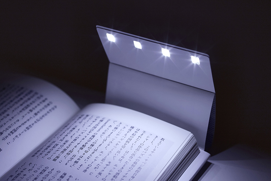 Book cover LIGHT
