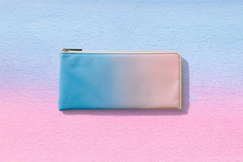 【世界にひとつしかないオリジナルカラー】心がホッコリするお財布「IRODORI」