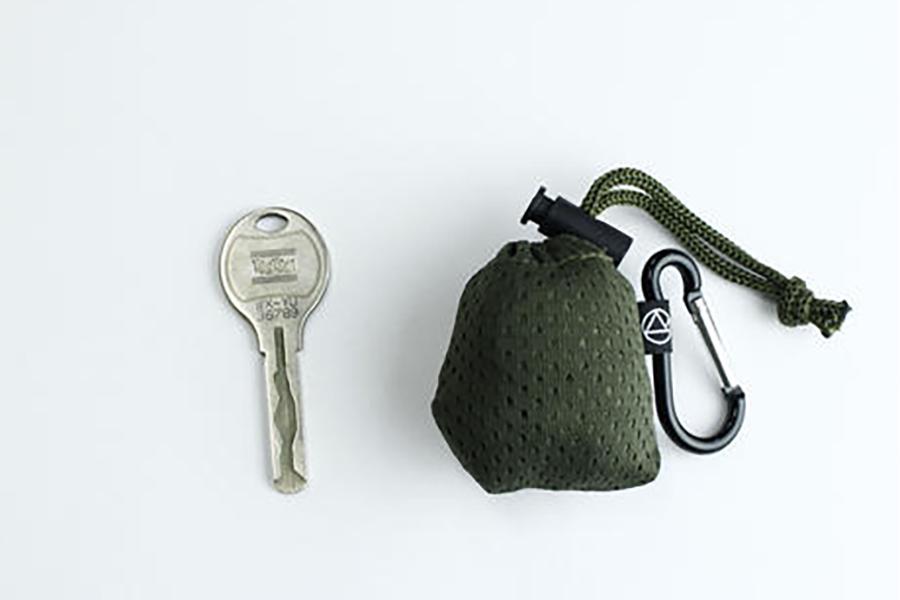 鍵より小さいコンビニバック CONBENI BAG INBENTO 2