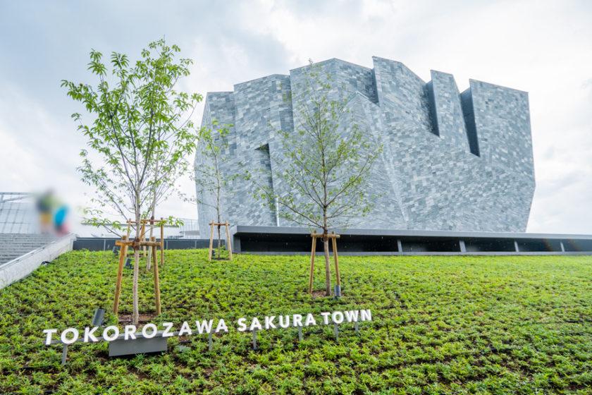 所沢にプレオープン。石の超建築「角川武蔵野ミュージアム」