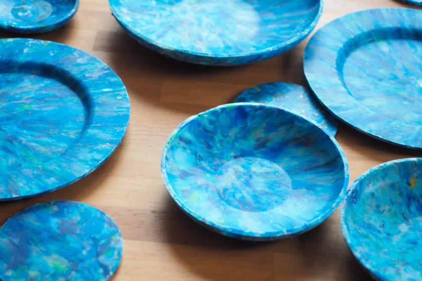海洋ゴミから作られた美しい工芸品【buøy(ブイ)】でプラスチックとの付き合い方を考えよう!