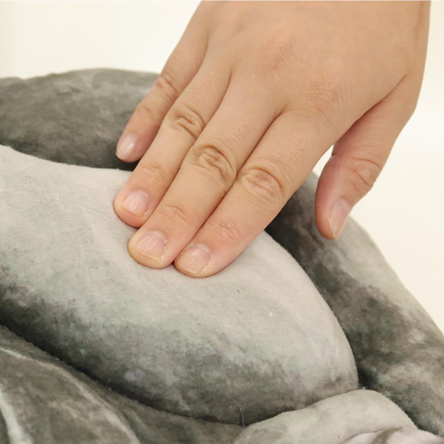 シャバーニのたくましい腕枕クッション