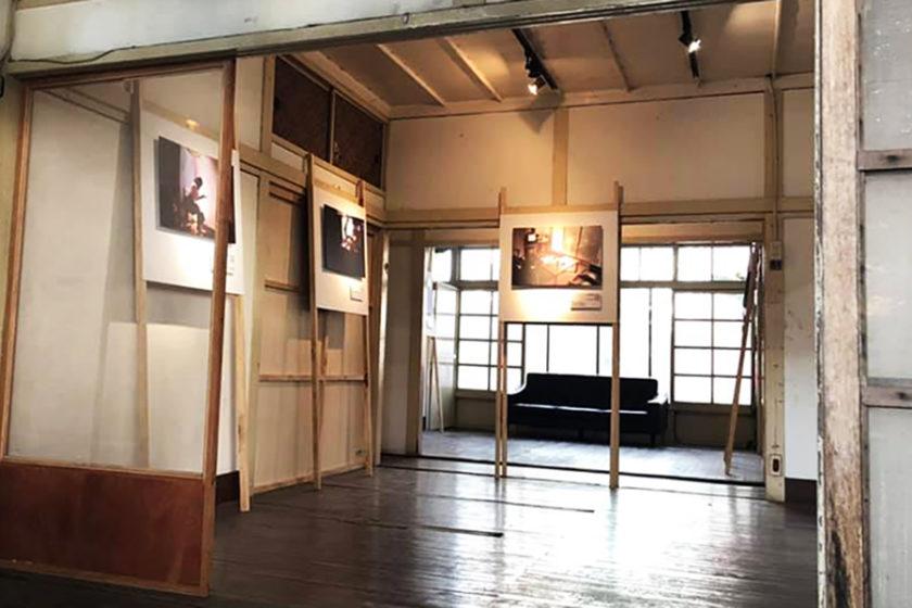 アートを存分に感じられる、台南の古民家をリノベした「321巷芸術聚落」