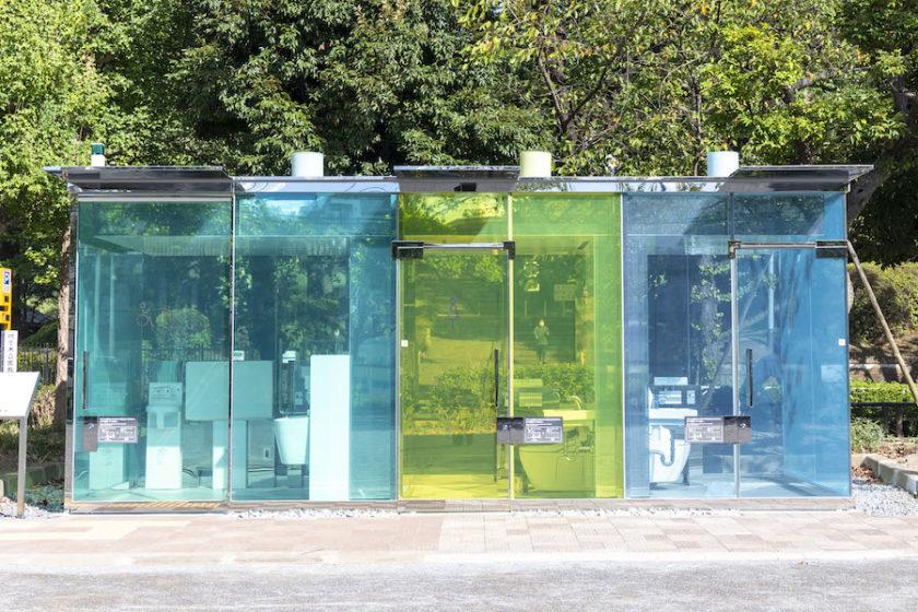 スタイリッシュなトイレから スケルトンのトイレまで?渋谷区の公共トイレが生まれ変わる 「THE TOKYO TOILET」プロジェクト