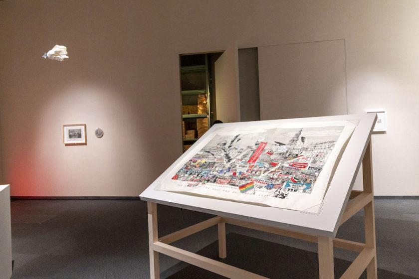 現代のアーティストのフィルターを通して 様々な視点から作品を見てみよう / 「Re construction 再構築」展(練馬区立美術館)