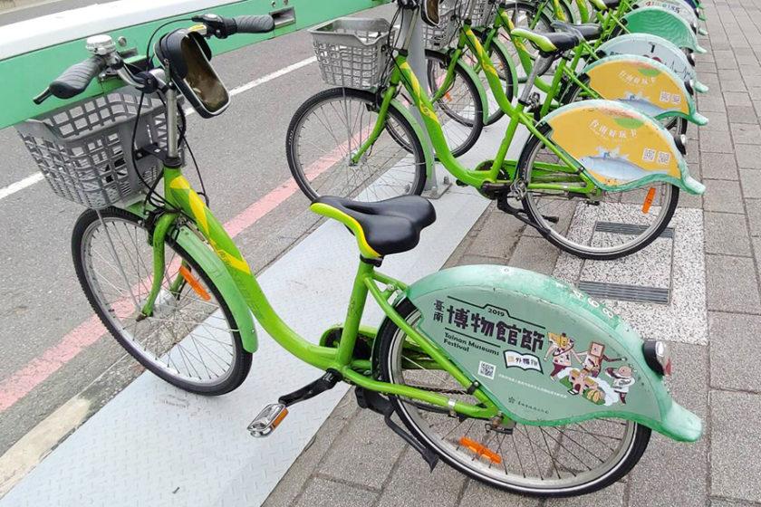 台湾の主要都市で広がっている、自転車のシェアサービスとは