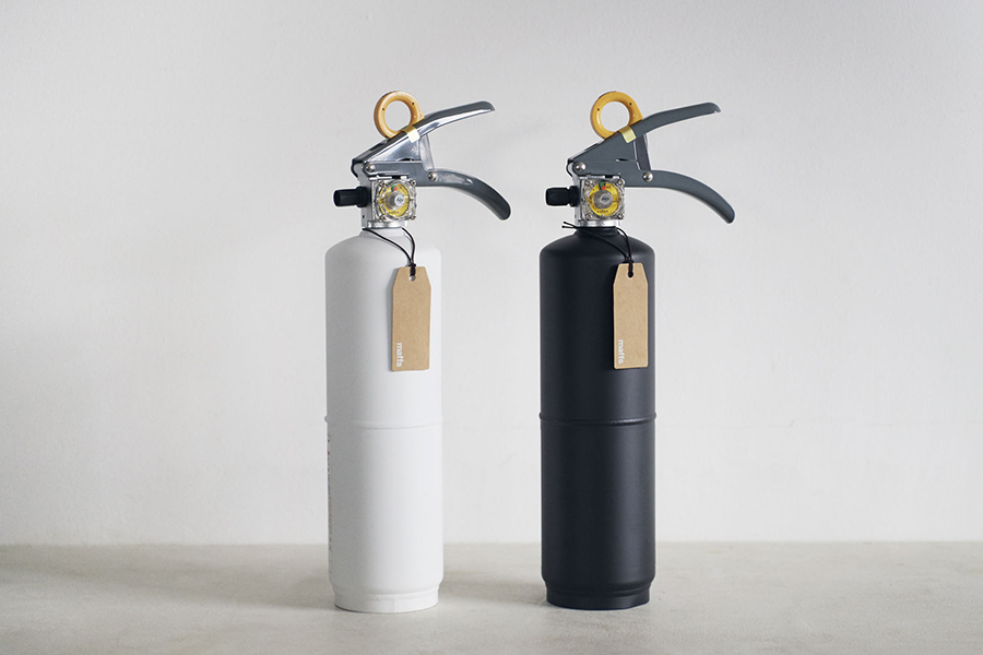+maffsの「+ 住宅用消火器」