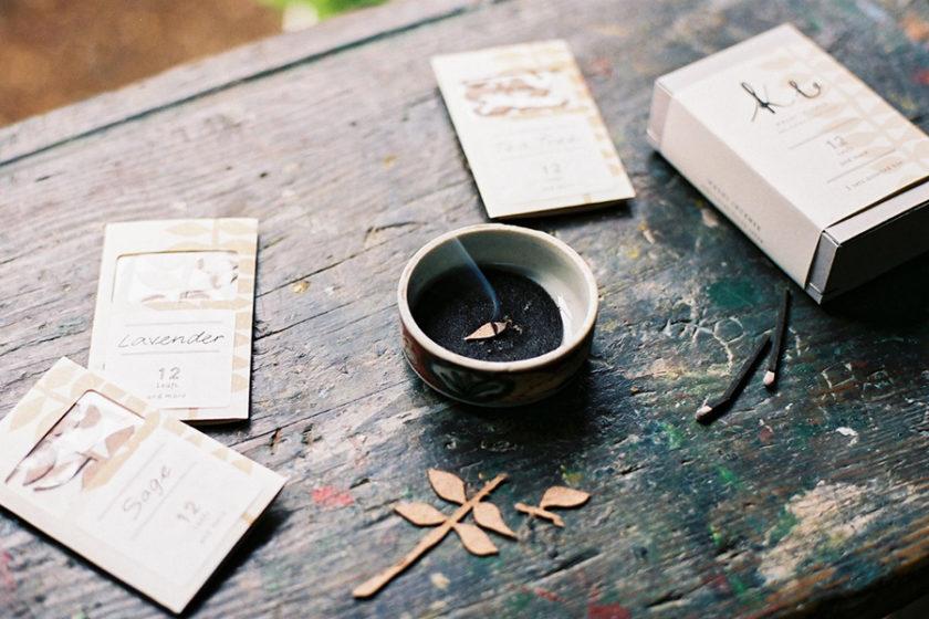 どこからともなく漂うさりげない香り 新しいスタイルのお香で彩るしあわせな空間「Ku」(クウ)