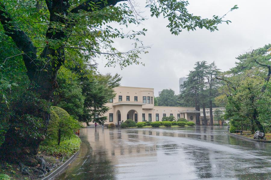 東京都庭園美術館 外観 photo by ぷらいまり