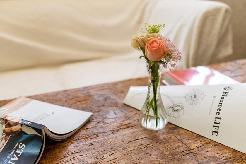 忙しい人にこそすすめたい!お花の定期配送サービス「Bloomee LIFE」で、毎週ポストにワクワクが届く!