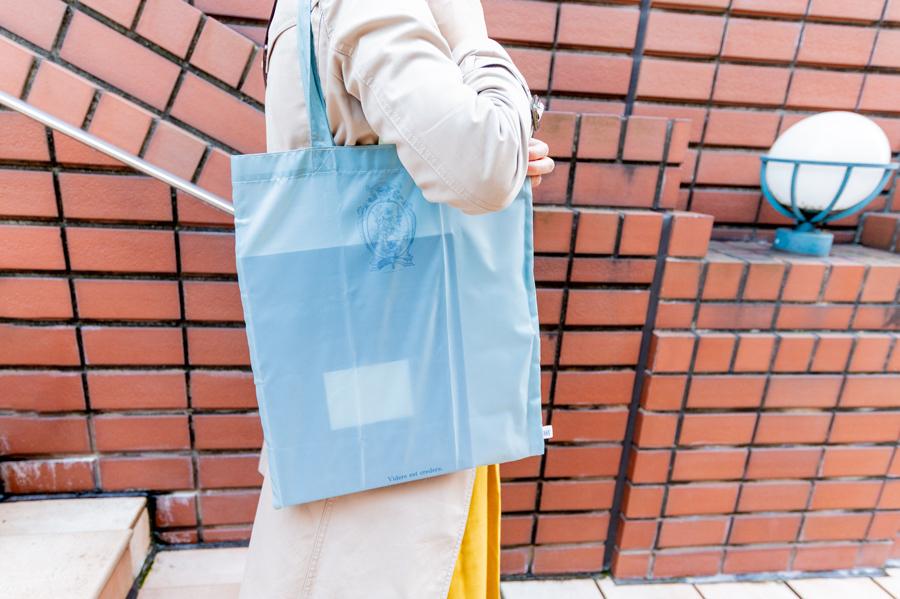 美術館に行くときに活躍するバッグセット