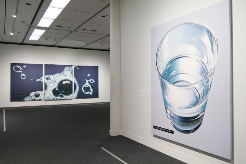 リアルを超えた「超リアリズム」の世界  / 「上田薫」展 @埼玉県立近代美術館