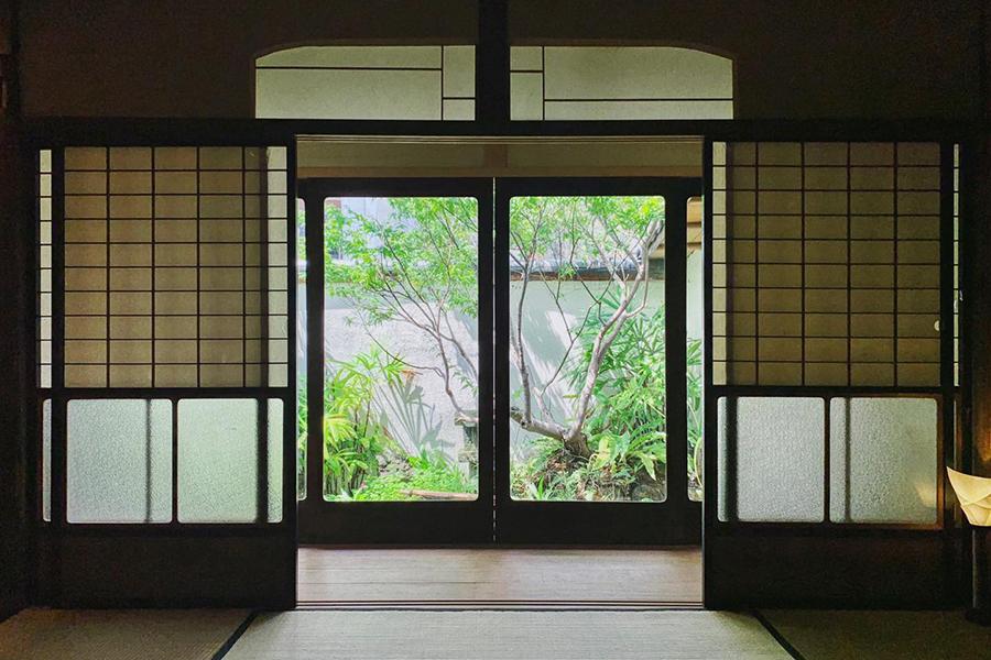 屋内は襖や畳・日本庭園まで、見事に再現されている(画像提供:©︎Sputnik Lab)