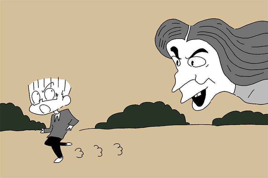 アニメのススメ。 -『トムとジェリー』に元ネタが!?カートゥーンから読み解くアメリカ文化史 イラスト by かねひさ和哉