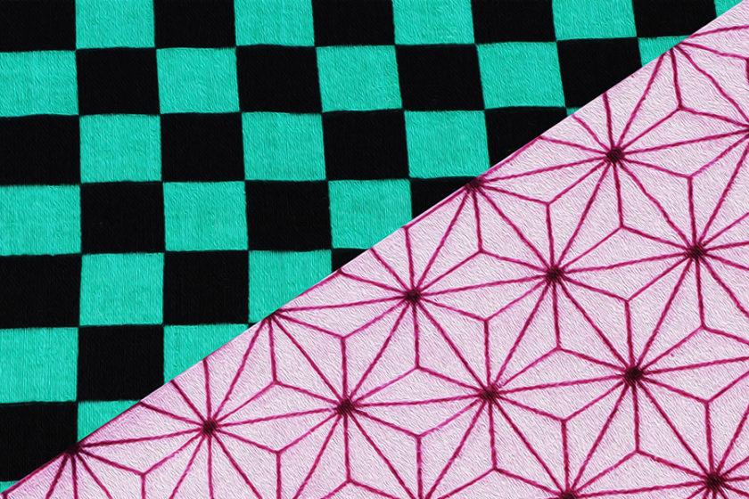鬼滅の刃 禰豆子の着物の柄「麻の葉模様」に秘められた数学とは?