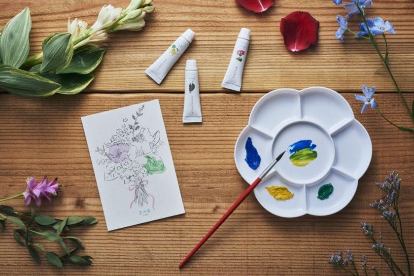 """届けたいのは""""香りの世界""""──色を混ぜてたったひとつの香りと出会う「香の具(kanogu)」"""