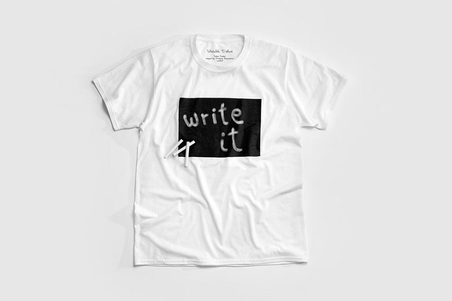 Generate Design「Cotton Twitter」Tシャツ