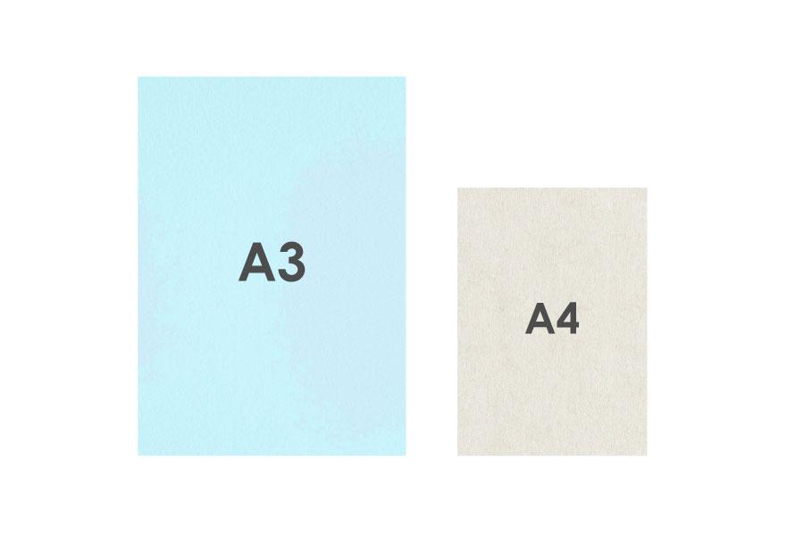 紙のサイズに隠された数学的で合理的な秘密@ナンスカ