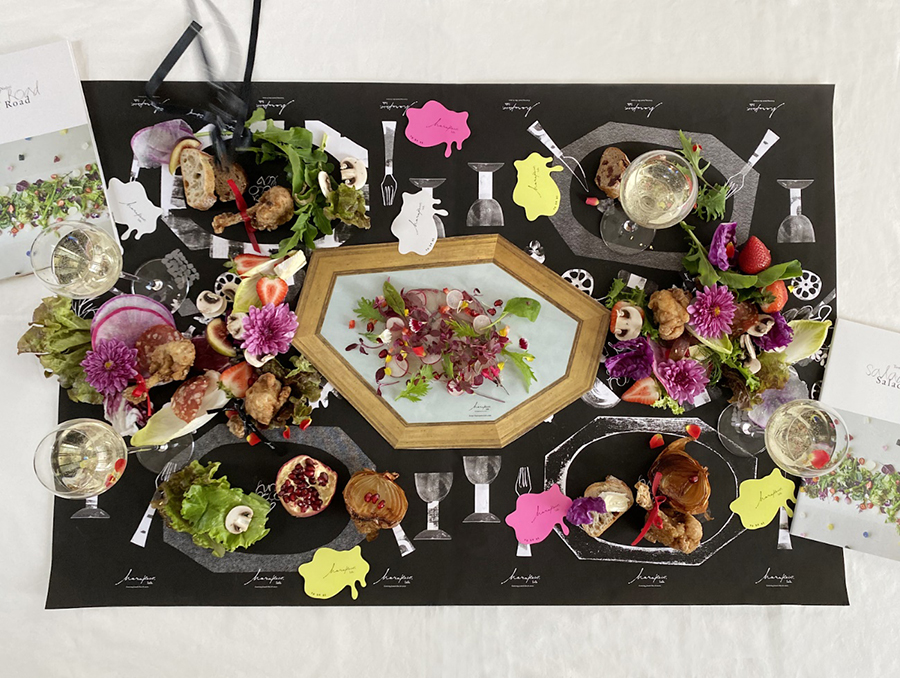 ART FOOD PLATE (アート フード プレート)