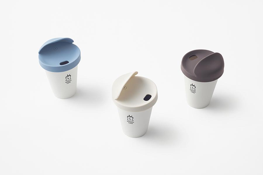 ローソン専用のコーヒーカップ用フタ「my-lid」