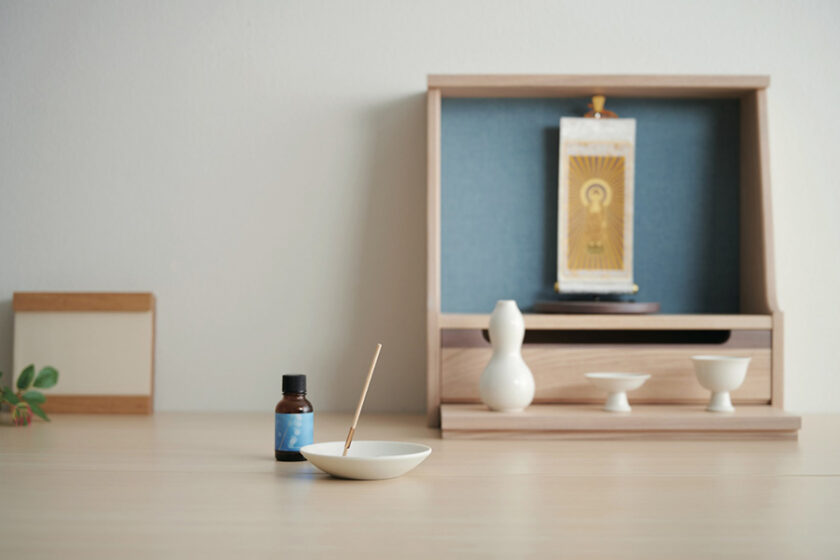 仏壇屋さんが込めた祈りへの想い…人と時を彩る香り「hito/toki(ヒトトキ)」