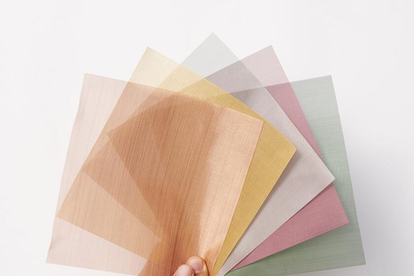折り紙が高級感溢れるインテリアやアクセサリーに!?金網製の折り紙「おりあみ/ ORIAMI®」
