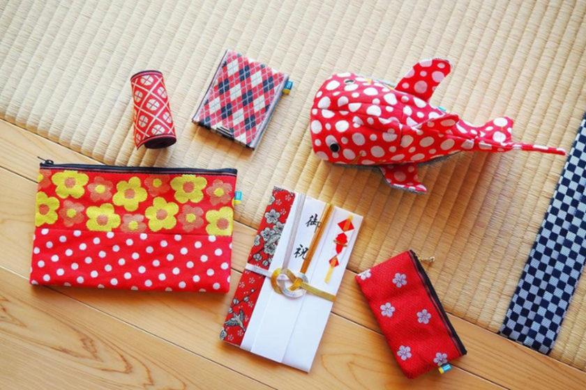 鮫、花、カードケース…使ったのは和室に欠かせないあの素材 古い伝統が作り出す新しい挑戦「TATAMI-BERI FACTORY SHOP FLAT」