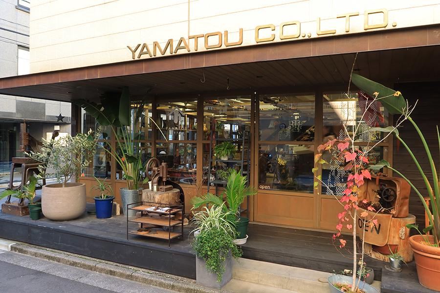 山藤 店舗-外観