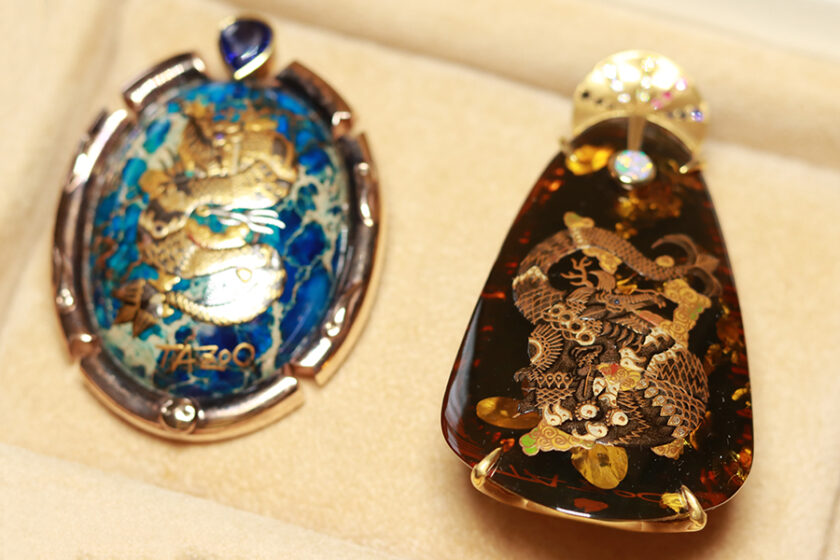 美術工芸品を凌駕する芸術を作り出すー宝珠悉皆師 那須勲