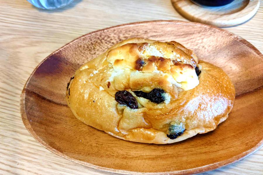 葡萄奶酥麵包