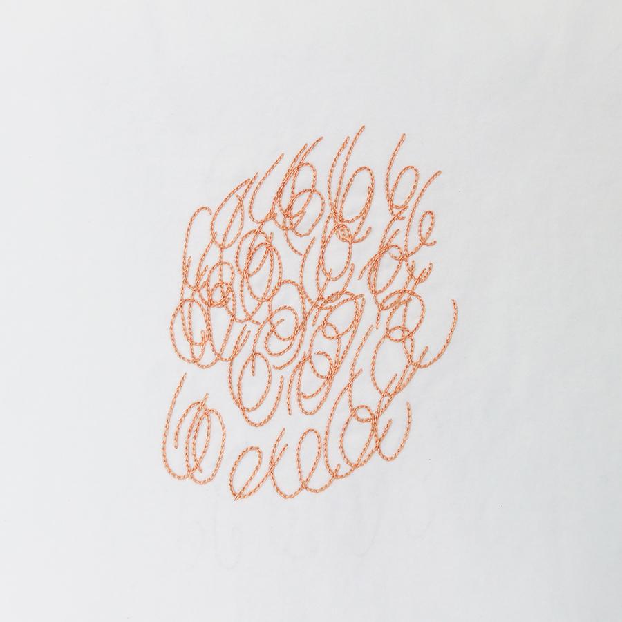 hoshi mitsuki個展「そこにある」の作品