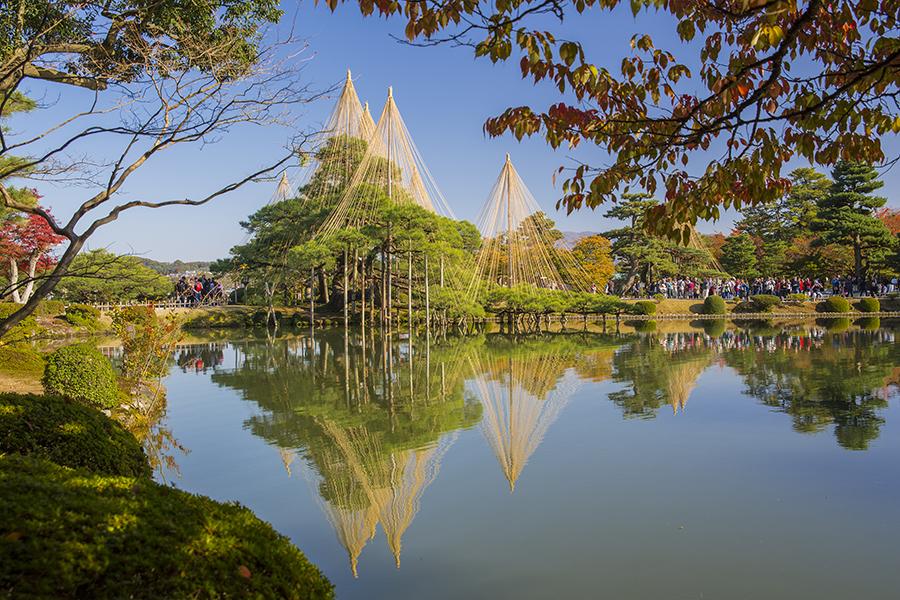 兼六園 写真提供:金沢市