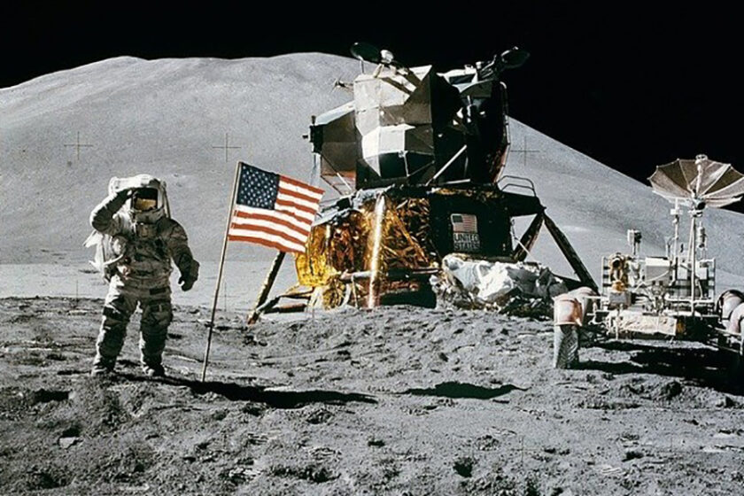 見上げた月に、あなたの土地が!?わずか2,700円で月の土地のオーナーに!